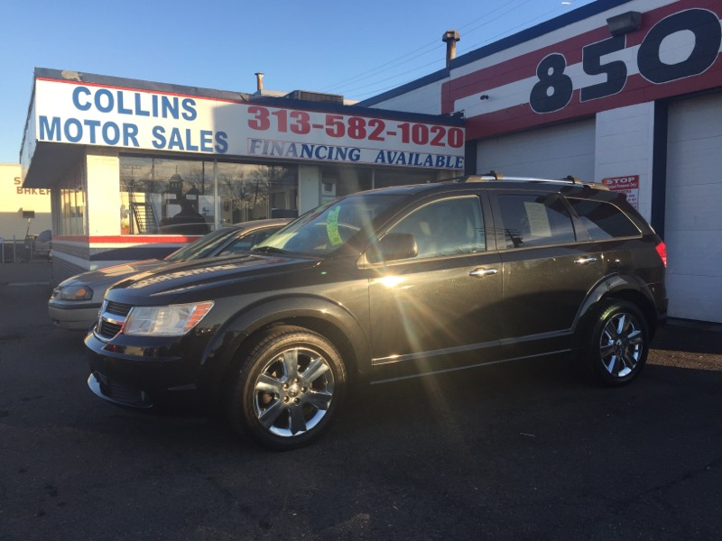 2009 Dodge Journey AWD 4dr R/T