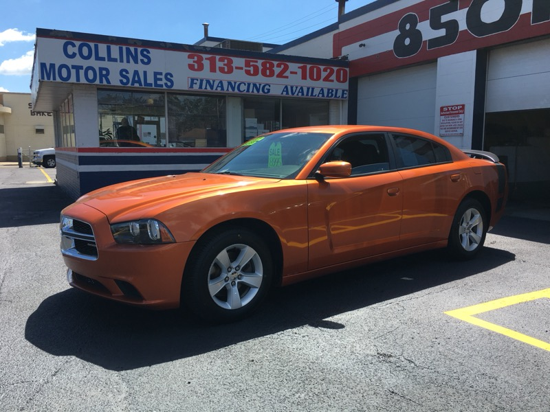2011 Dodge Charger 4dr Sdn SE RWD