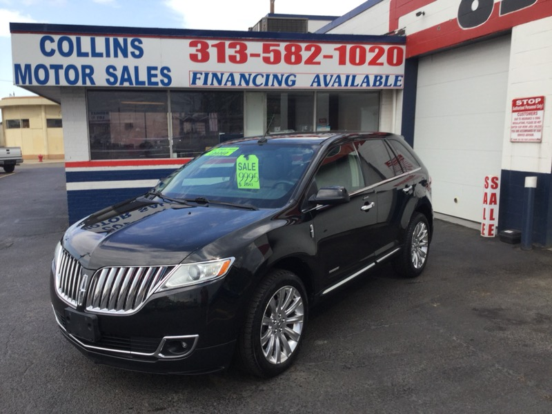 2011 Lincoln Lincoln MKX AWD