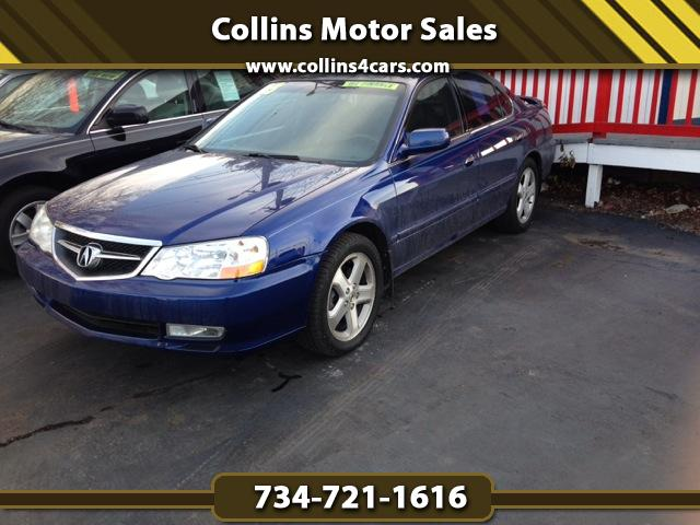 Acura TL Type-S with Navigation System 2003