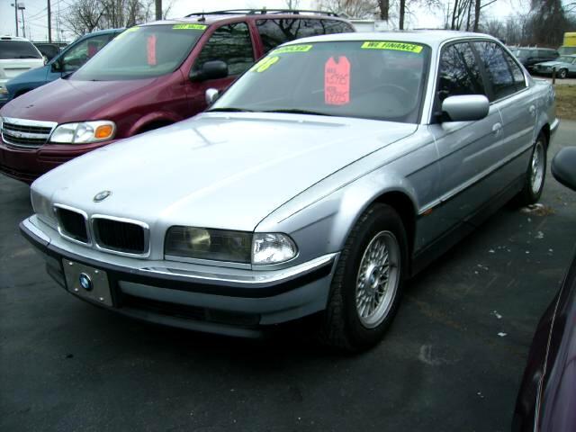 BMW 7 Series  1998