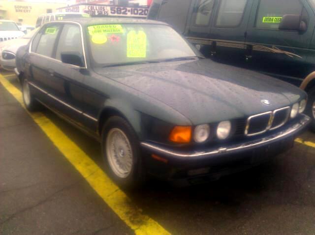 BMW 7-Series 740iL 1993