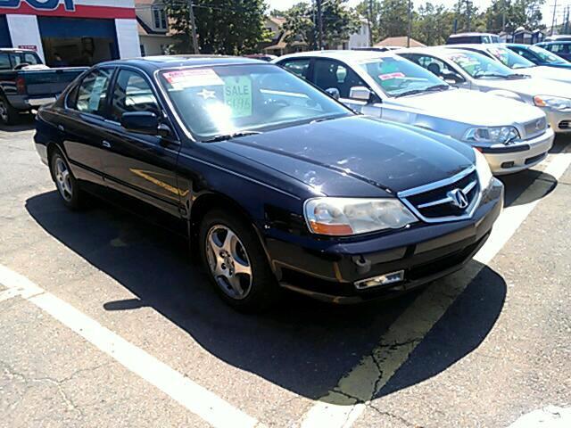 Acura TL 3.2TL 2002