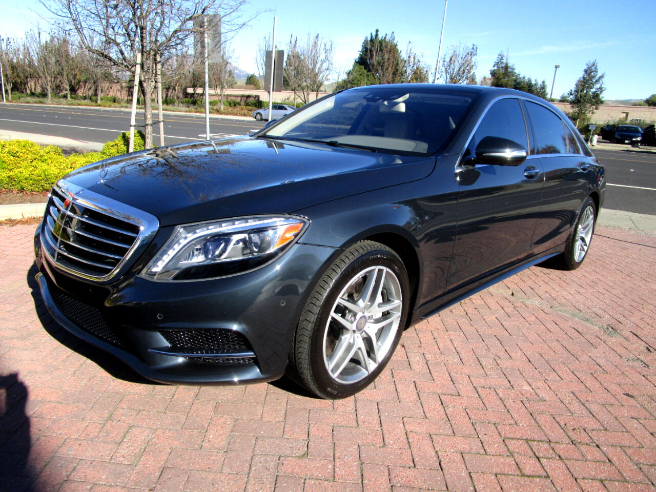 2015 Mercedes-Benz S550 PREMIUM PKG*PANO*DRIVER ASSIST*DISTONIC PLUS*