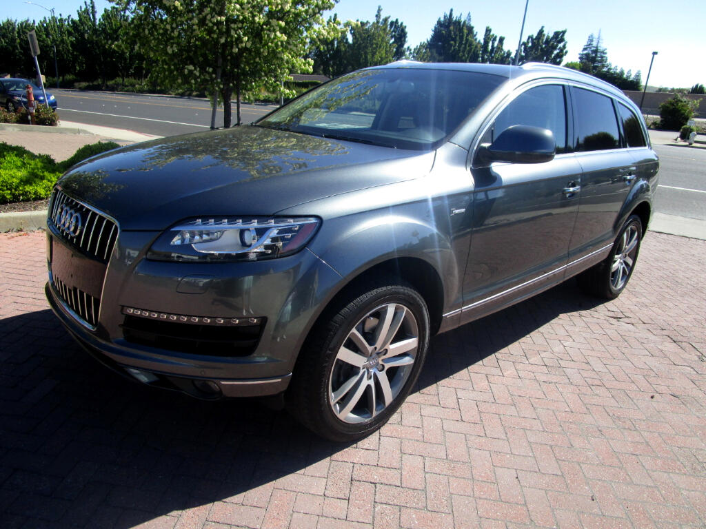 2014 Audi Q7 3.0 PREMIUM PLUS PKG*HEAT/AC SEATS*PANO*REAR HT SE