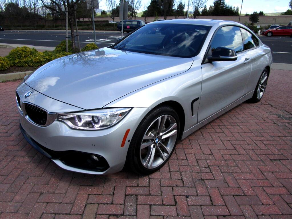 2014 BMW 435i SPORT PKG*PREMIUM*NAV*HDS-UP*SAT*HEAT SEATS*