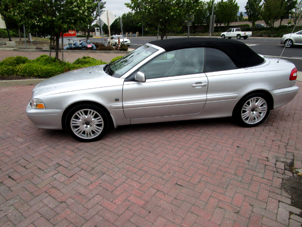 2004 Volvo C70 CONVERTIBLE*POWER TOP/WORKS*HEATED SEATS*