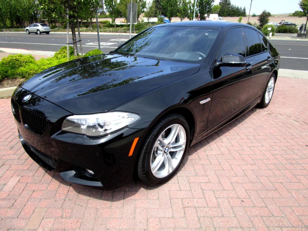 2016 BMW 528i M SPORT**PREMIUM**HEADS-UP*LTHR HEAT SEATS*CAMERA*