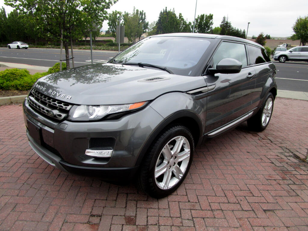 2015 Land Rover Range Rover Evoque 2 DOOR*PURE PLUS*PANO*NAV*F/R HEAT SEATS*CAMERA*