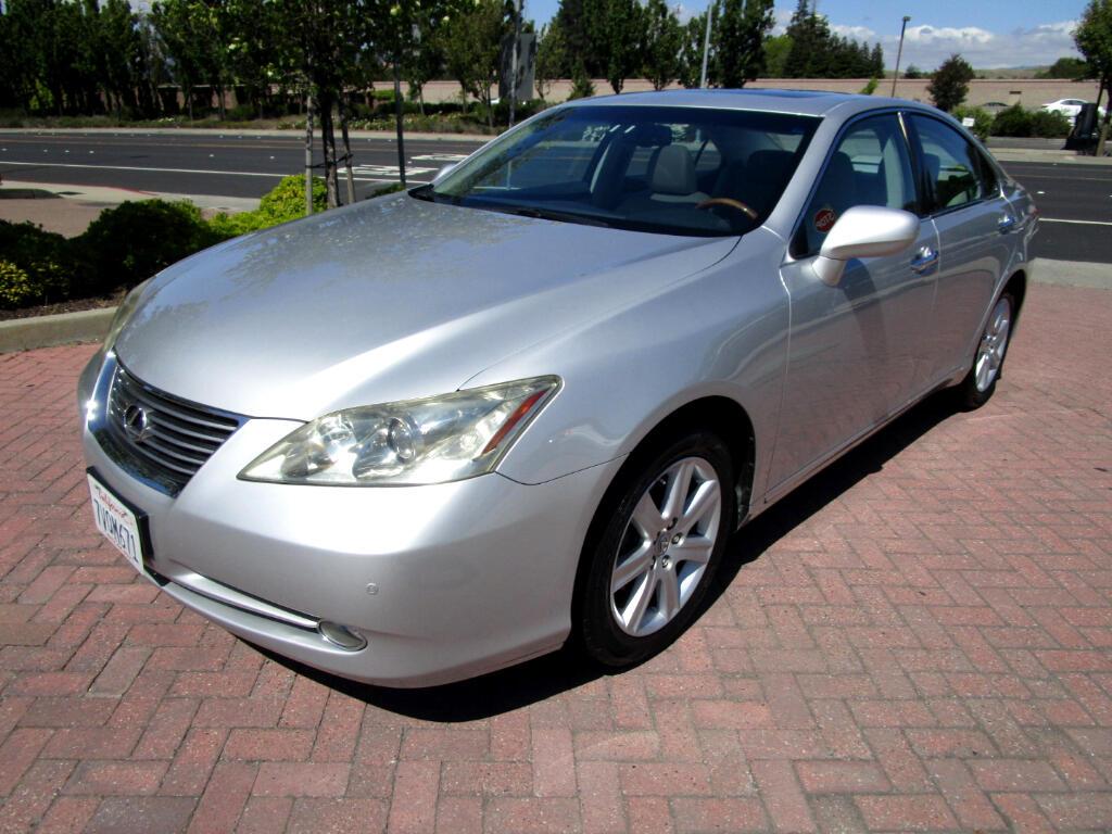 2008 Lexus ES 350 NAVIGATION*KEYLESS*HEAT/AC SEATS*BLUETOOTH*SAT*