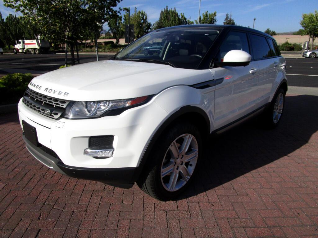2015 Land Rover Range Rover Evoque 5 DOOR*PURE PLUS*NAV*SAT*PANO*HEAT SEATS*