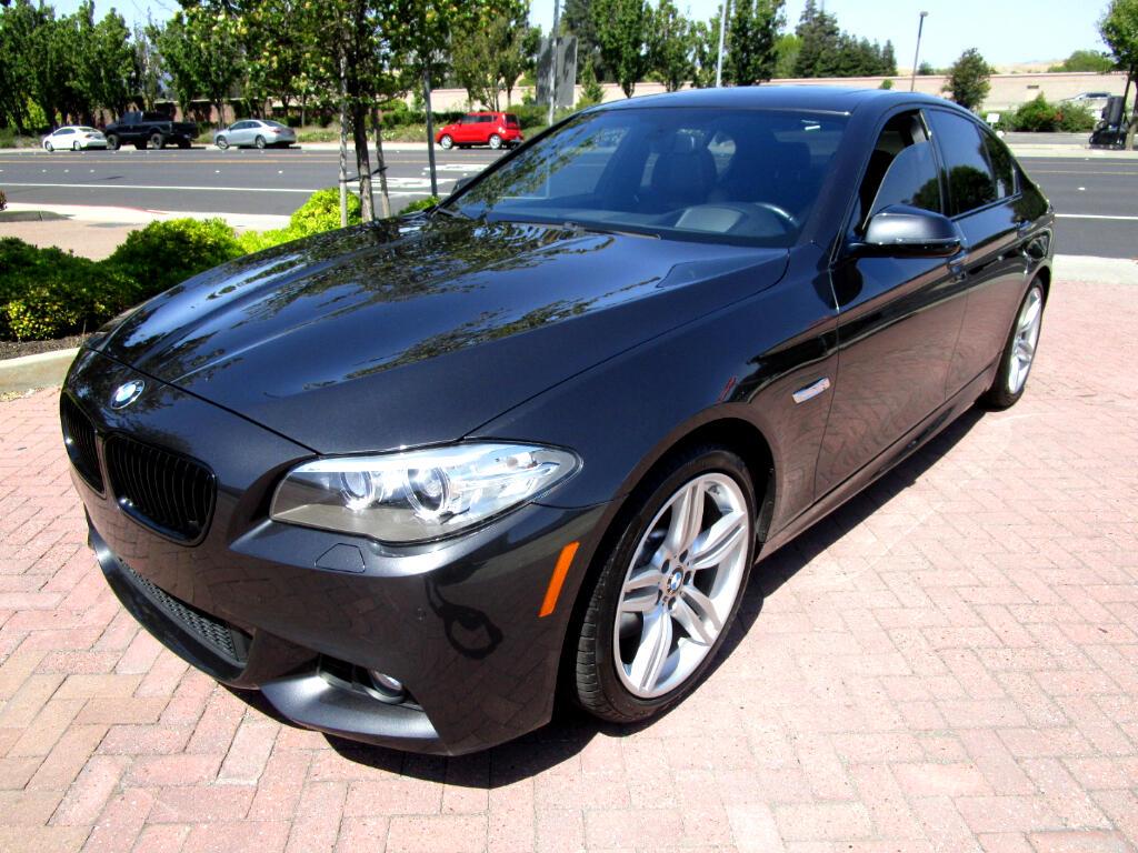 2015 BMW 535d DIESEL**M SPORT-PREMIUM*LUX SEATS*HEADS-UP*