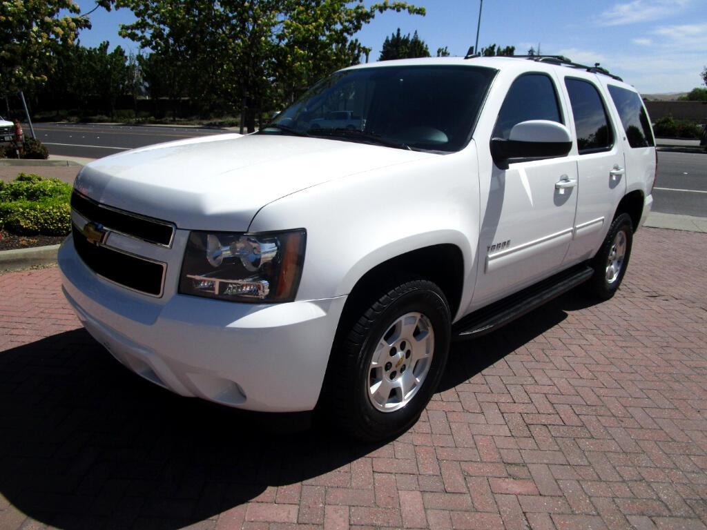 2014 Chevrolet Tahoe 4WD LT*PWR LTHR HEAT SEATS*DVD*3RD ROW*TOW PKG*