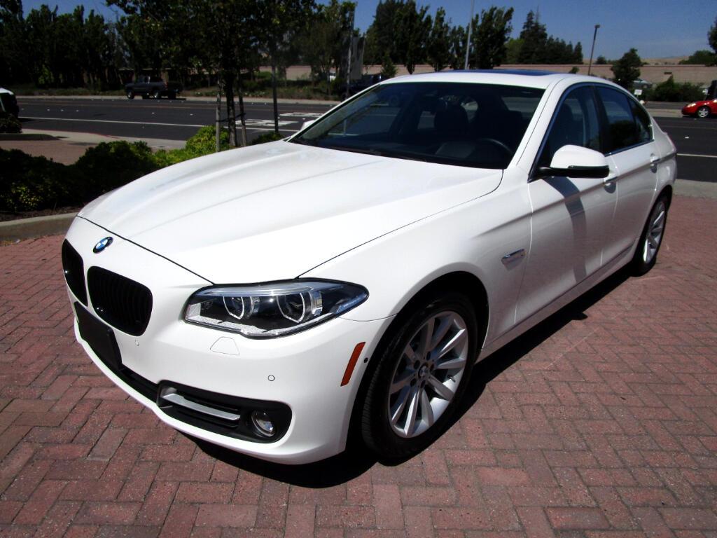 2015 BMW 535i PREM*DRVR ASSIST PLUS*HDS-UP*SAT*NAV*HEAT SEATS*