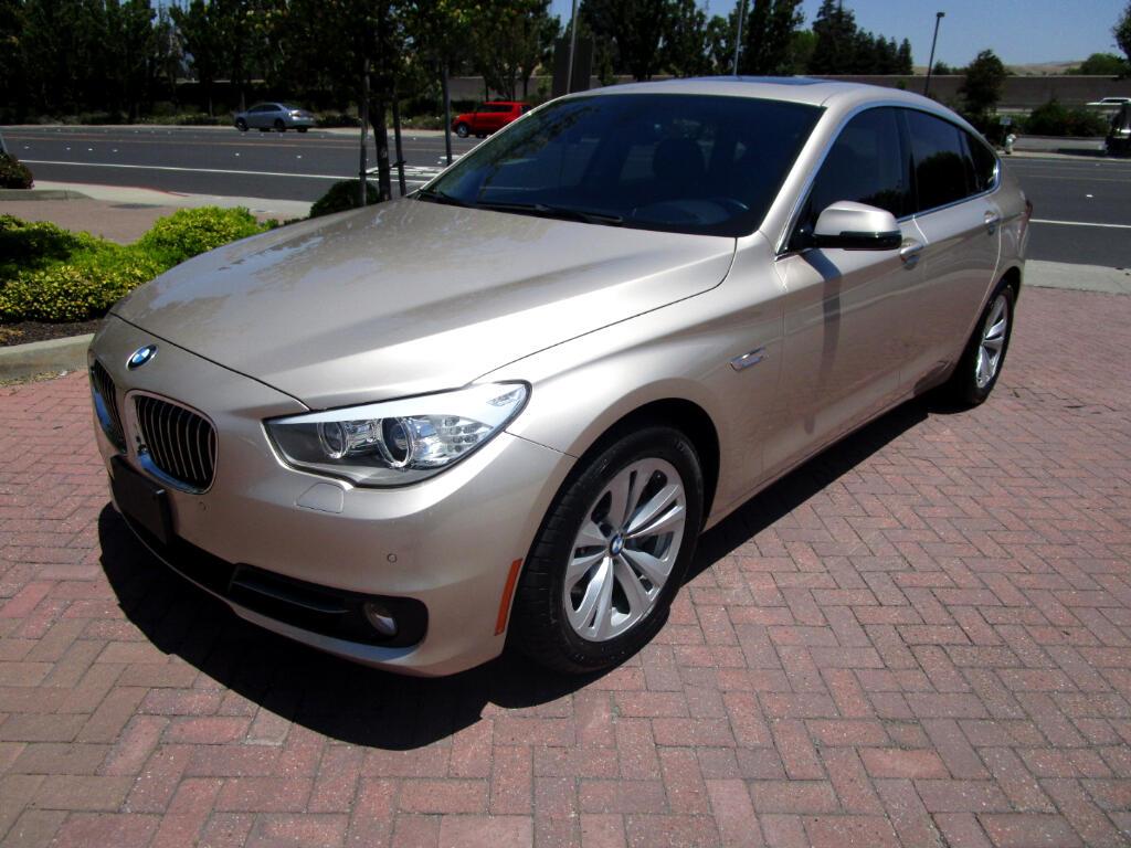 2015 BMW 535i Gran Turismo XDIVE*PREMIUM*COLD WTHR*OANO ROOF*DRVR ASST*