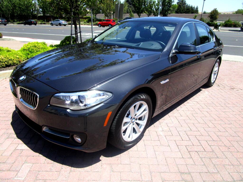 2016 BMW 528i PREMIUM*NAV*HEADS-UP*HEAT SEATS*SAT*HK SOUND*