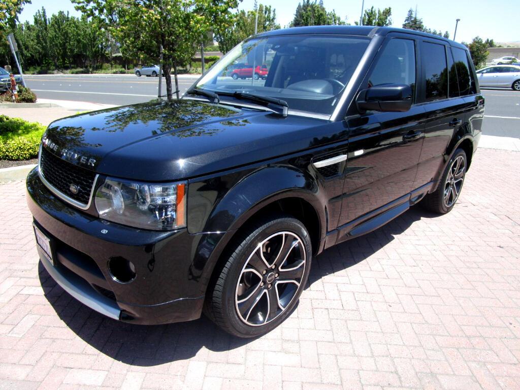 2013 Land Rover Range Rover Sport GTE PKG*FRNT/R HEAT SEATS*NAV*SAT*BLUTTH*TOW*CAM*