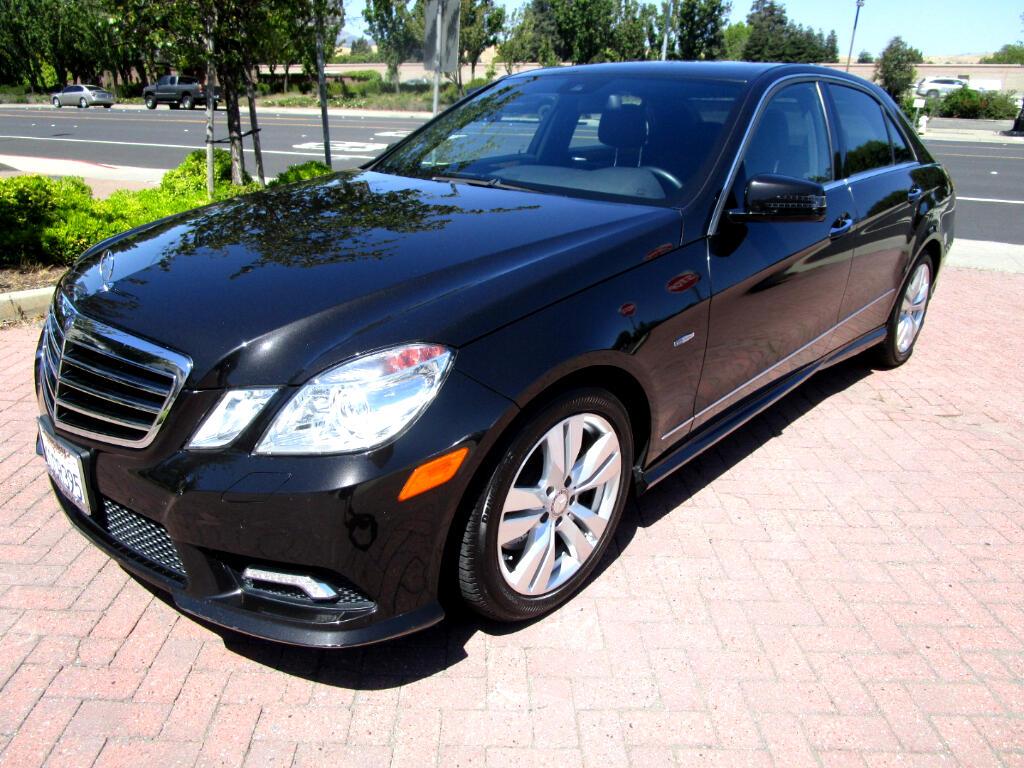 2011 Mercedes-Benz E350 BLUETEC DIESEL*DYNAMIC HEATED/AC LTHR SEATS*NAV*SA