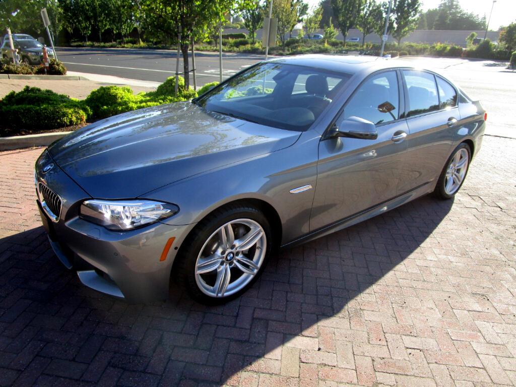 2016 BMW 535d *DIESEL**M SPORT*PREMIUM*DREVER ASST PLUS*HK SOUND