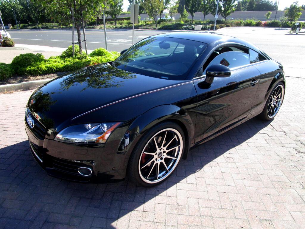 2013 Audi TT S TRONIC QUATTRO*PREMIUM PLUS**XM RADIO**
