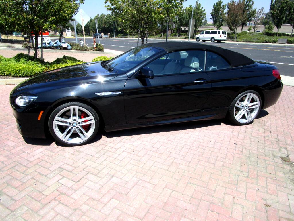 2014 BMW 640i M SPORT PKG*PREM PKG*HEAT/AC SEATS*HDS UP*NAV*SAT*