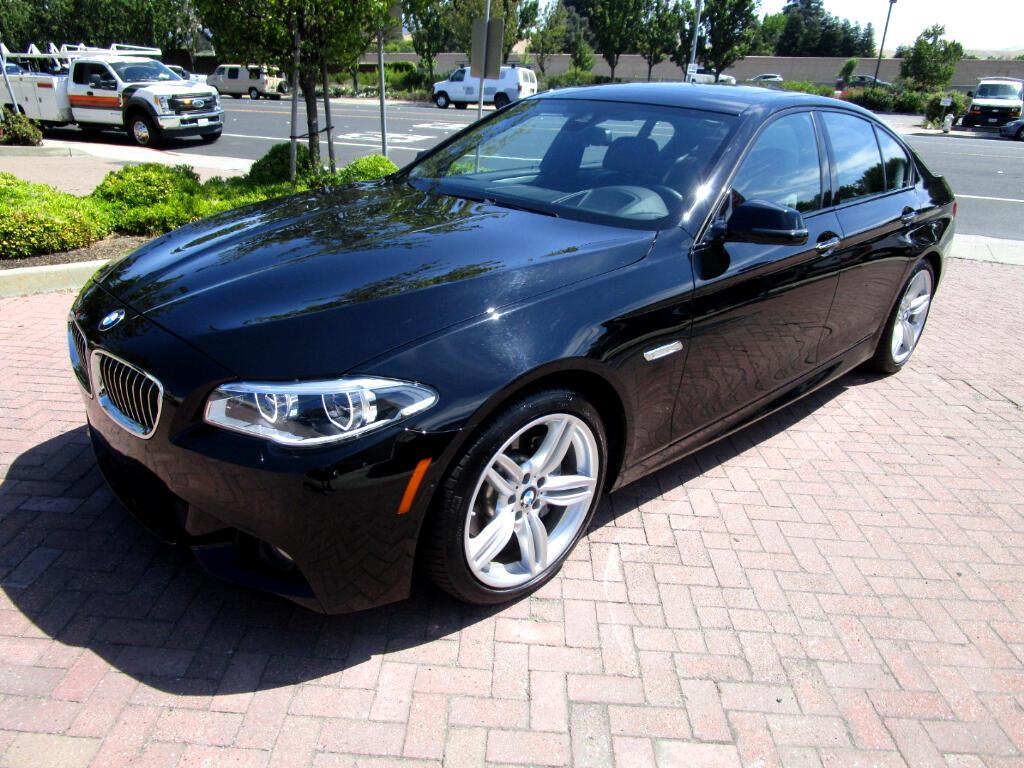 2016 BMW 535d **DIESEL**M SPORT-PREM*DRIVING ASSIST**CLD WTHR*