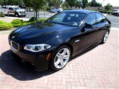 2016 BMW 535d