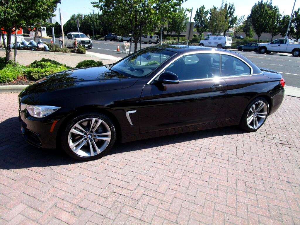 2015 BMW 435i SPORT-PREMIUM PKG**NAV*SAT HEATED SEATS*