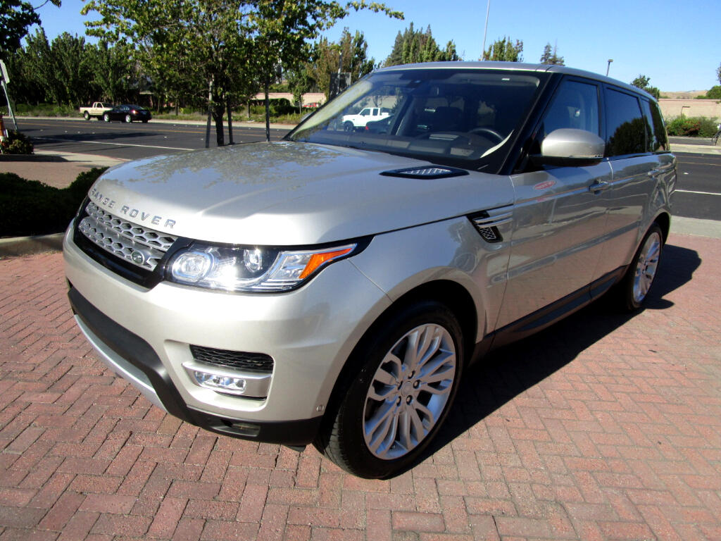 2016 Land Rover Range Rover Sport HSE LUX**CLD WTHR PKG**21'' WHLS**PANO ROOF*BLND S