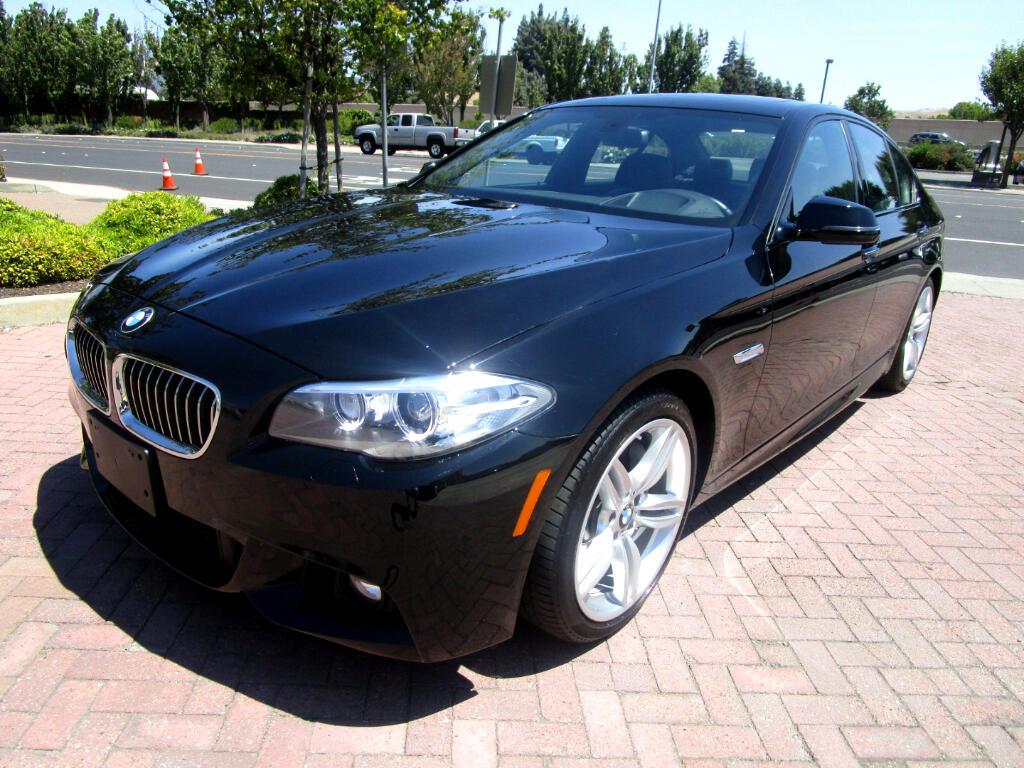 2015 BMW 535i M SPORT*PREM*DRIVER ASSIST*SPORT HEAT SEATS*
