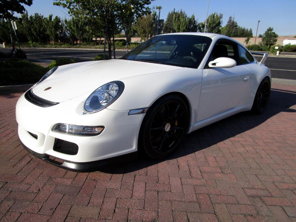 2007 Porsche 911 GT3 RWD*CERAMIC BRAKES*