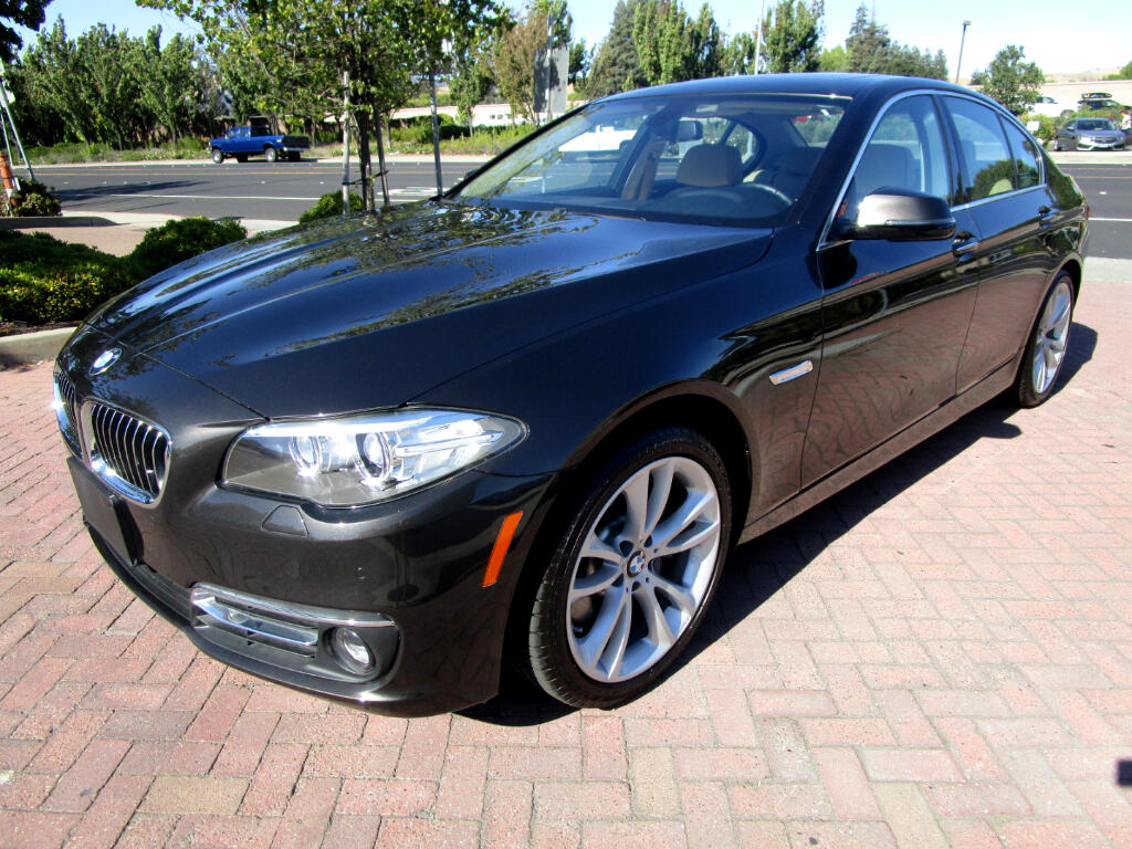 2015 BMW 535i PREMIUM*LUXURY PKG*COMG ACCESS*HEAT SEATS*CAMERA*