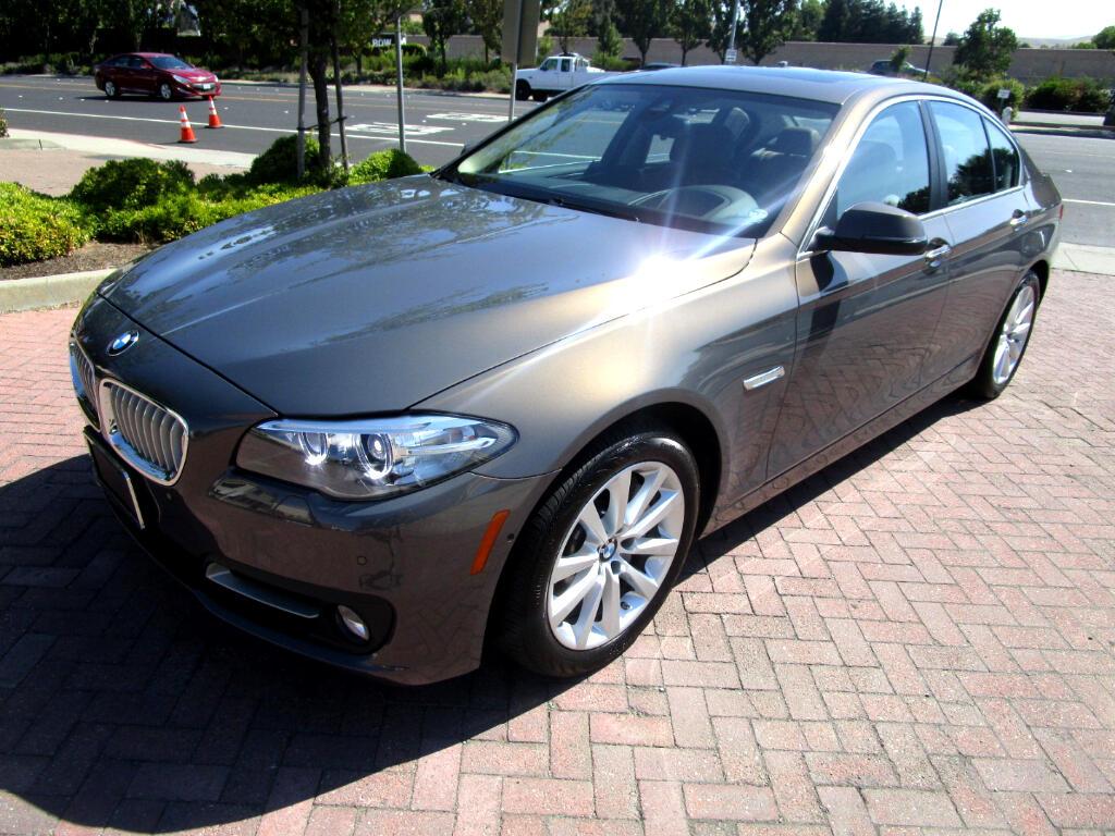2015 BMW 550i XDRIVE**AWD**DRIVER ASSIST PLUS**HEAT/AC SEATS*