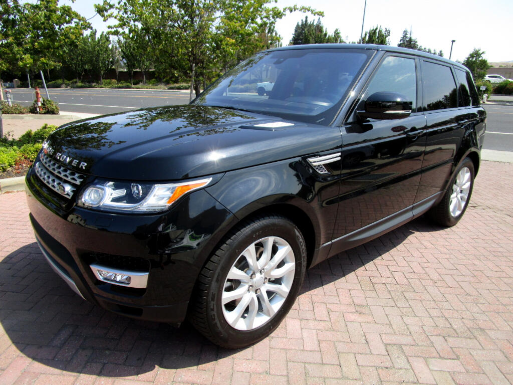 2016 Land Rover Range Rover Sport **HSE DIESEL**HEAT/AC SEATS*BLIND SPOT*PANO ROOF*