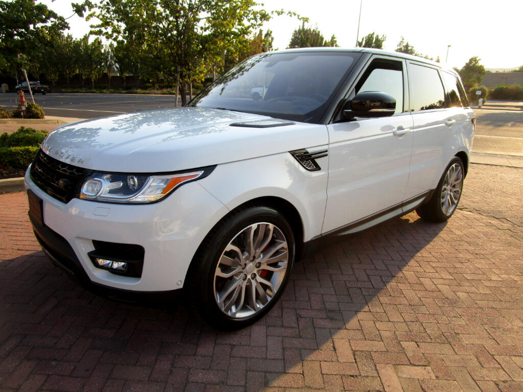 2016 Land Rover Range Rover Sport SUPERCHARGED V8 DYNAMIC PKG*DRIVER ASSIST*LUX SEAT