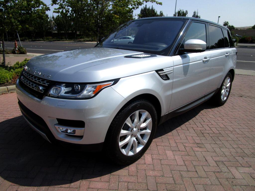 2016 Land Rover Range Rover Sport HSE*FRT/REAR HEAT/AC SEATS*PANO*MERIDIAN*TOW PKG*