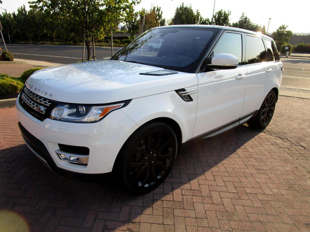 2016 Land Rover Range Rover Sport HSE PKG*HEAT/AC SEATS*DRIVER ASSIST*PANO*HDS-UP*