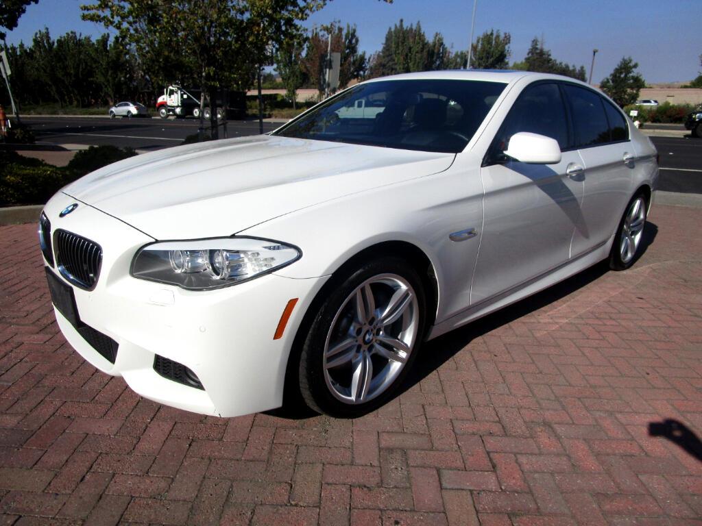 2013 BMW 535i M SPORT**PREM**TECH**NAV*SAT*HEAT SEATS*