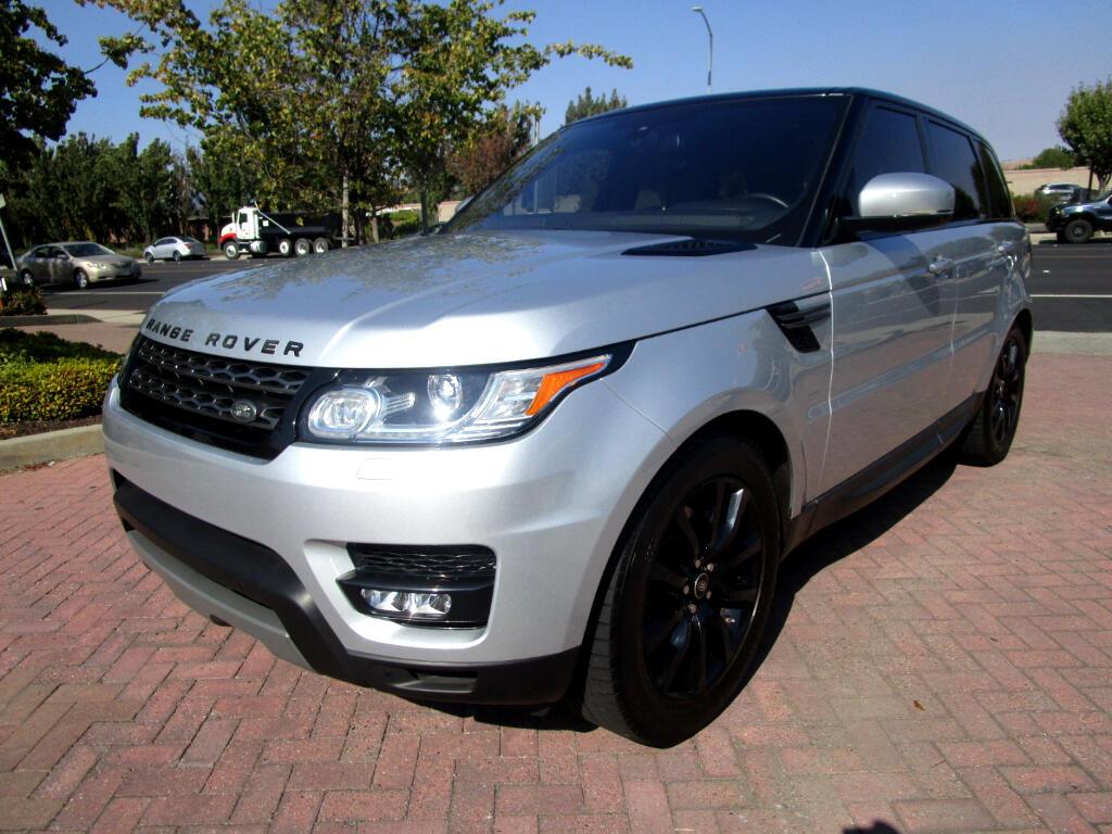 2016 Land Rover Range Rover Sport DIESEL*3RD ROW*PANO*BLIND SPOT*F/R HEAT SEATS*