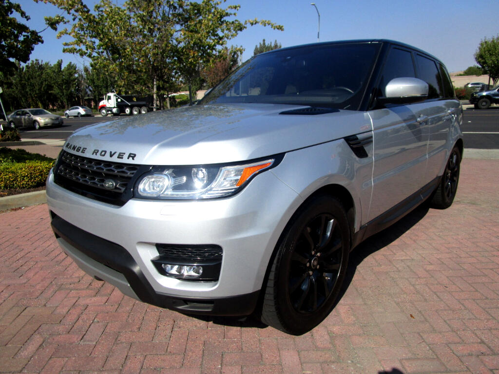 2016 Land Rover Range Rover Sport DIESEL*3RD ROW*PANO*BLIND SPOT*F/R HEAT SEATS*