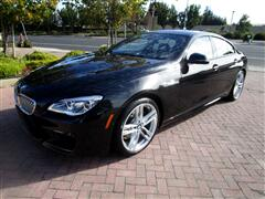 2016 BMW 650i Grand Coupe