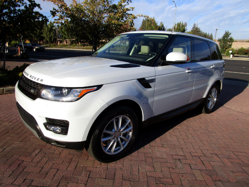 2015 Land Rover Range Rover Sport SE PKG**PANO ROOF**KEYLESS*FRONT/REAR HEAT SEATS*