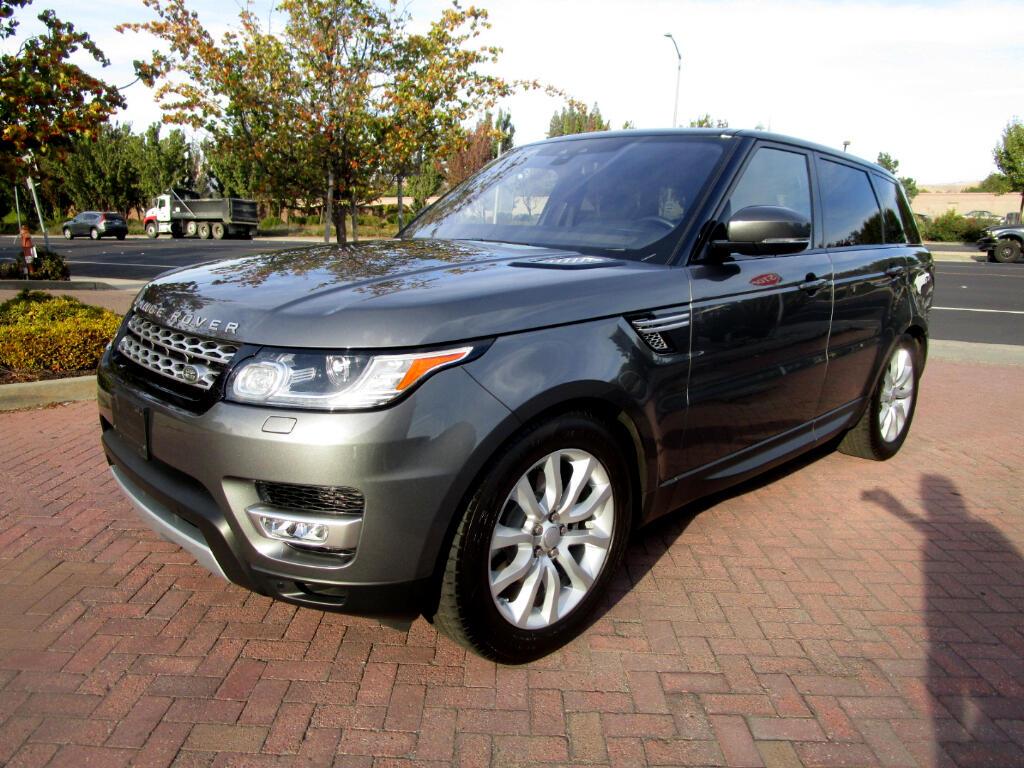 2017 Land Rover Range Rover Sport HSE*14 WAY HEAT/AC SEATS*REAR HEAT SEATS*PANO ROOF