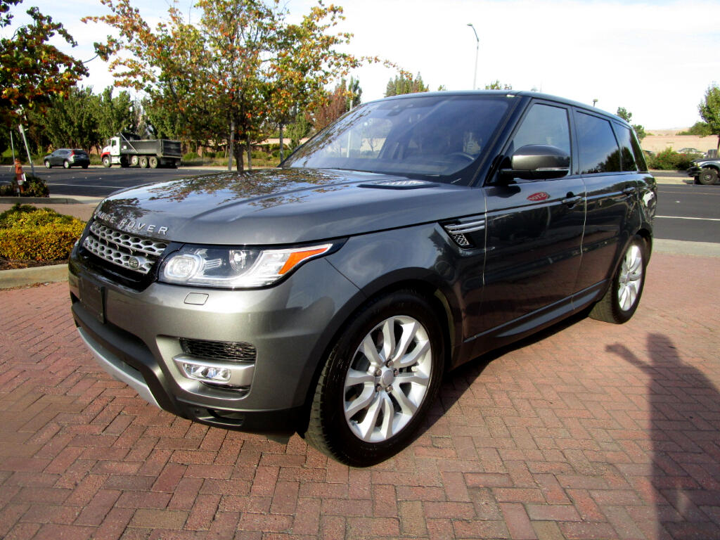 2017 Land Rover Range Rover Sport HSE*14 WAY HEAT/AC SEATS*REAR HEAT SEATS*PANO ROOF
