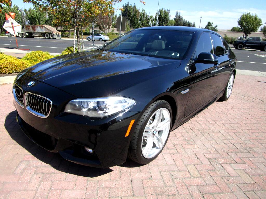 2016 BMW 535i M SPORT-PREM*ACTIVE HEAT/AC SEATS*NAV-HEADS-UP*