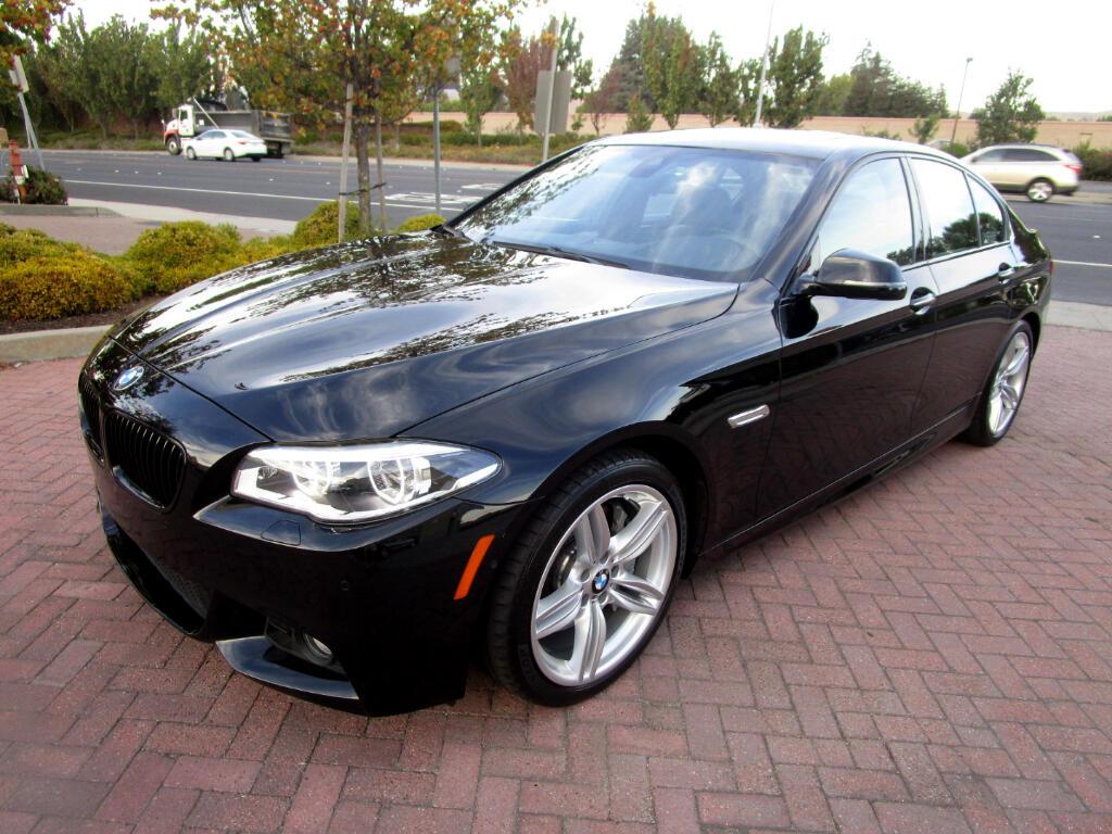 2015 BMW 550i M SPORT*EXEC*DRIVER ASSIST PLUS* BANG & OLUF SND*