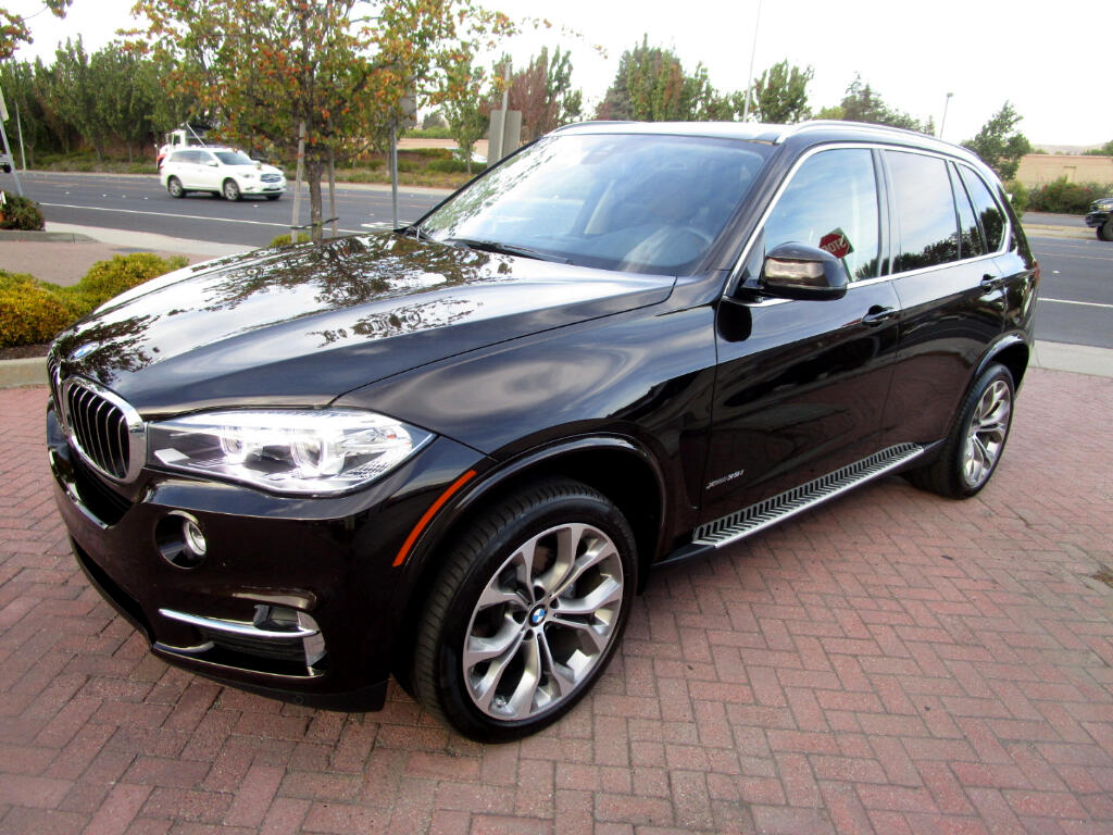 2016 BMW X5 XDrive 35i*PREMIUM*LUX*DRIVER ASSIST PLUS*PANO*HDS-UP*