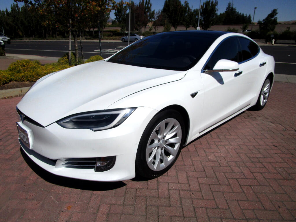 2016 Tesla Model S 75D AWD*AUTO PILOT*ACTIVE BLIND SPOT*PANO ROOF*