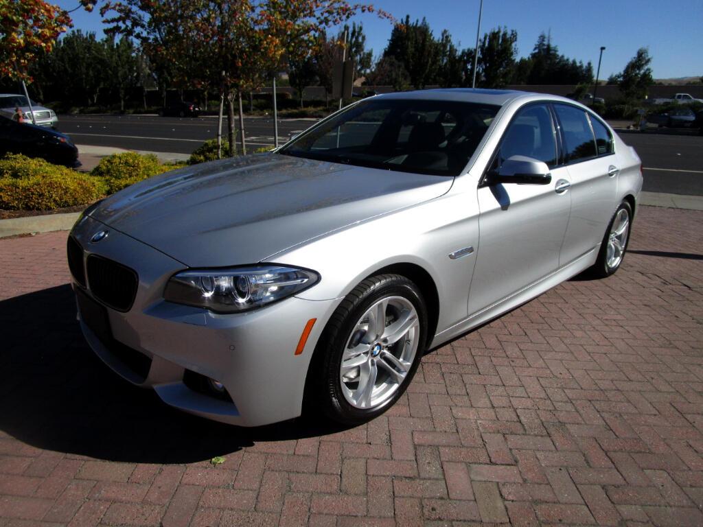 2015 BMW 528i M SPORT*PREM*HEADS-UP*HEATED SEATS*