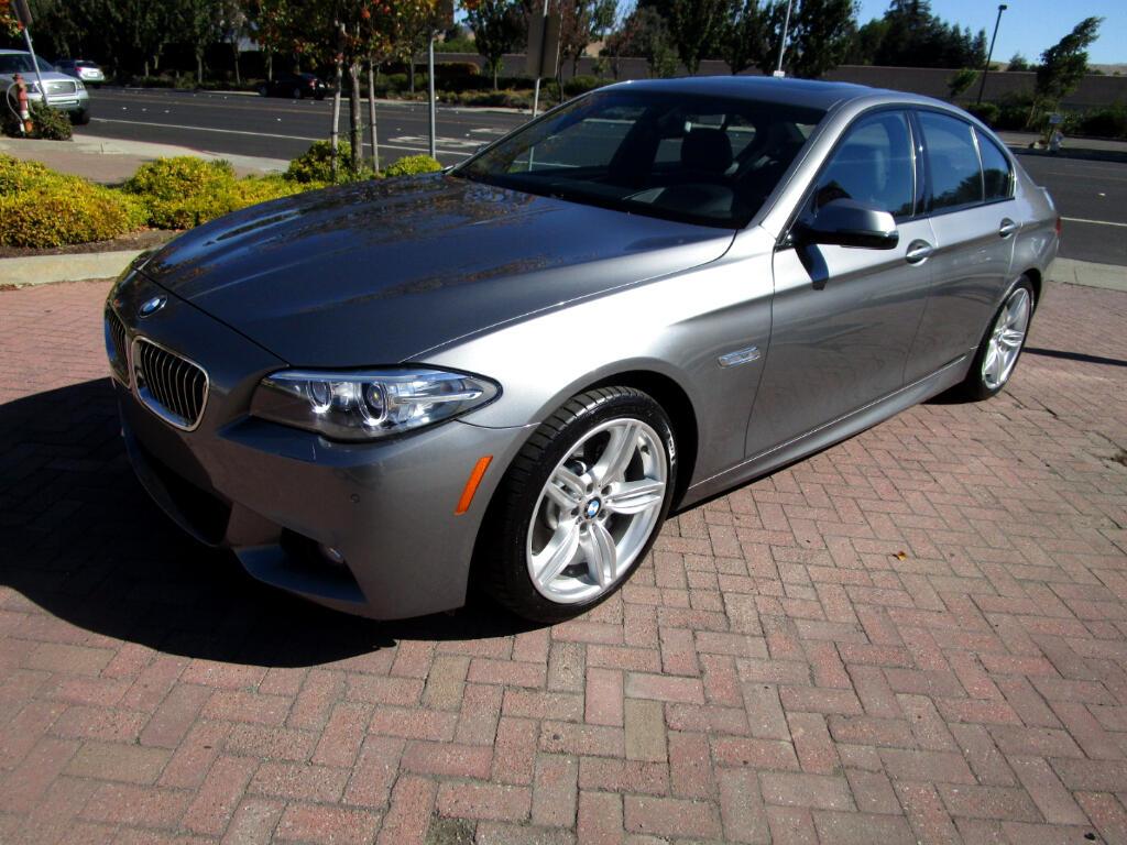 2015 BMW 535i M SPORT*PREM*HEADS-UP*HEAT SEATS*COMF ACCESS*
